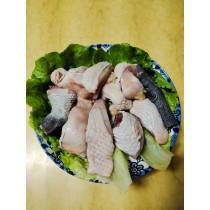 蜜香雞 雞肉 1隻 免運費